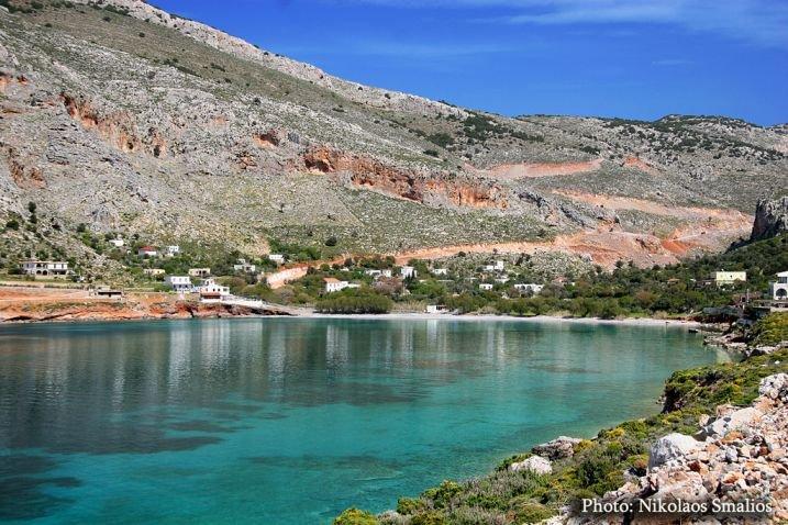 Arginonta beach By N.Smalios